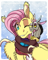 Special Scarf by InuHoshi-to-DarkPen