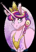 MLP:YL - Princess Cadance by InuHoshi-to-DarkPen