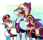 MLP:YL - Hippogriff of the Friendship Guards