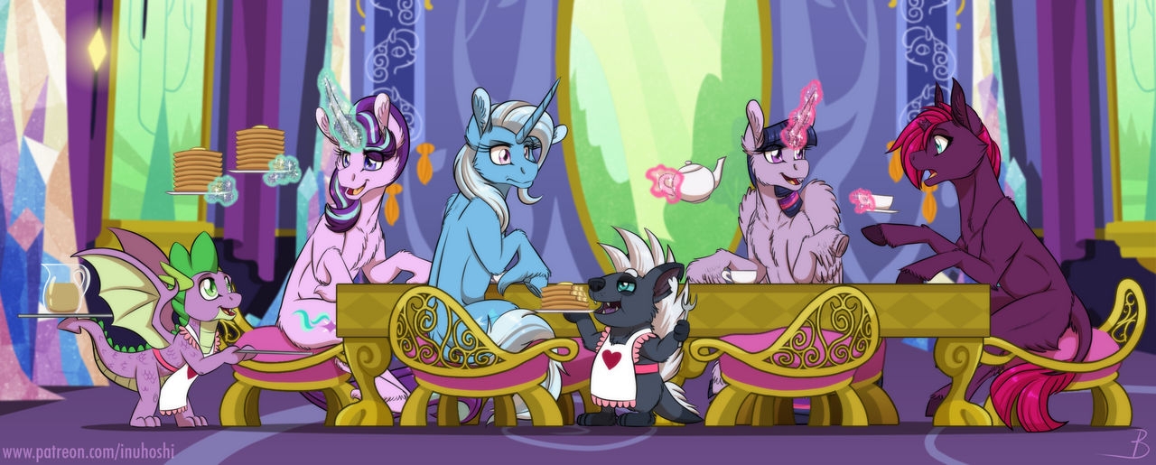 breakfast_in_the_castle_by_inuhoshi_to_d