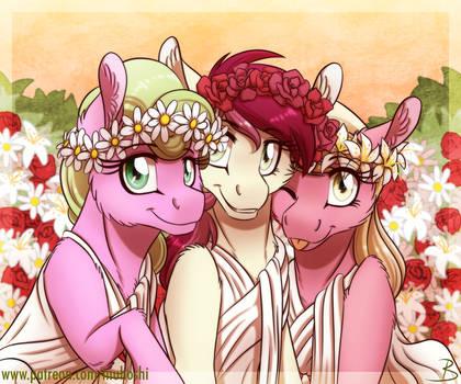 Flower Maidens