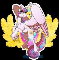 MLP:YL - Flurry Heart by InuHoshi-to-DarkPen