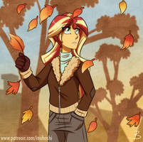 Colors of the Fall - Sunset Shimmer Day - 2019