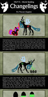 MLP:YL - World Building - Changelings