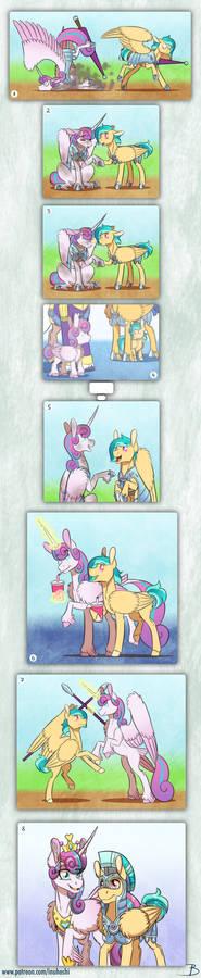 MLP:YL - That Guard Pony, Skylancer