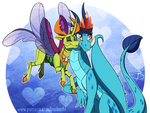 MLP:YL - The Dragon Lord's Love Bug