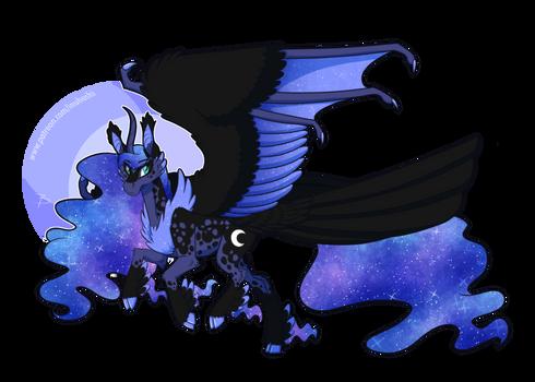 Pony Redesign - Princess Luna