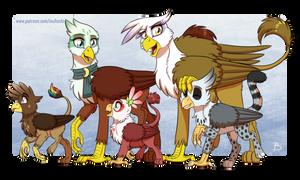MLP:YL - Griffon Family