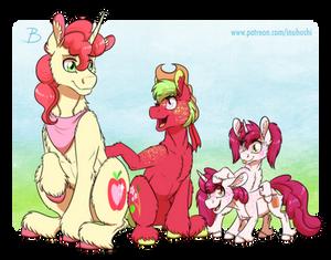 MLP:YL - Sugary Apples