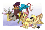 MLP:YL - Meeting Some Cool Creatures