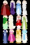 Birthstone Dresses