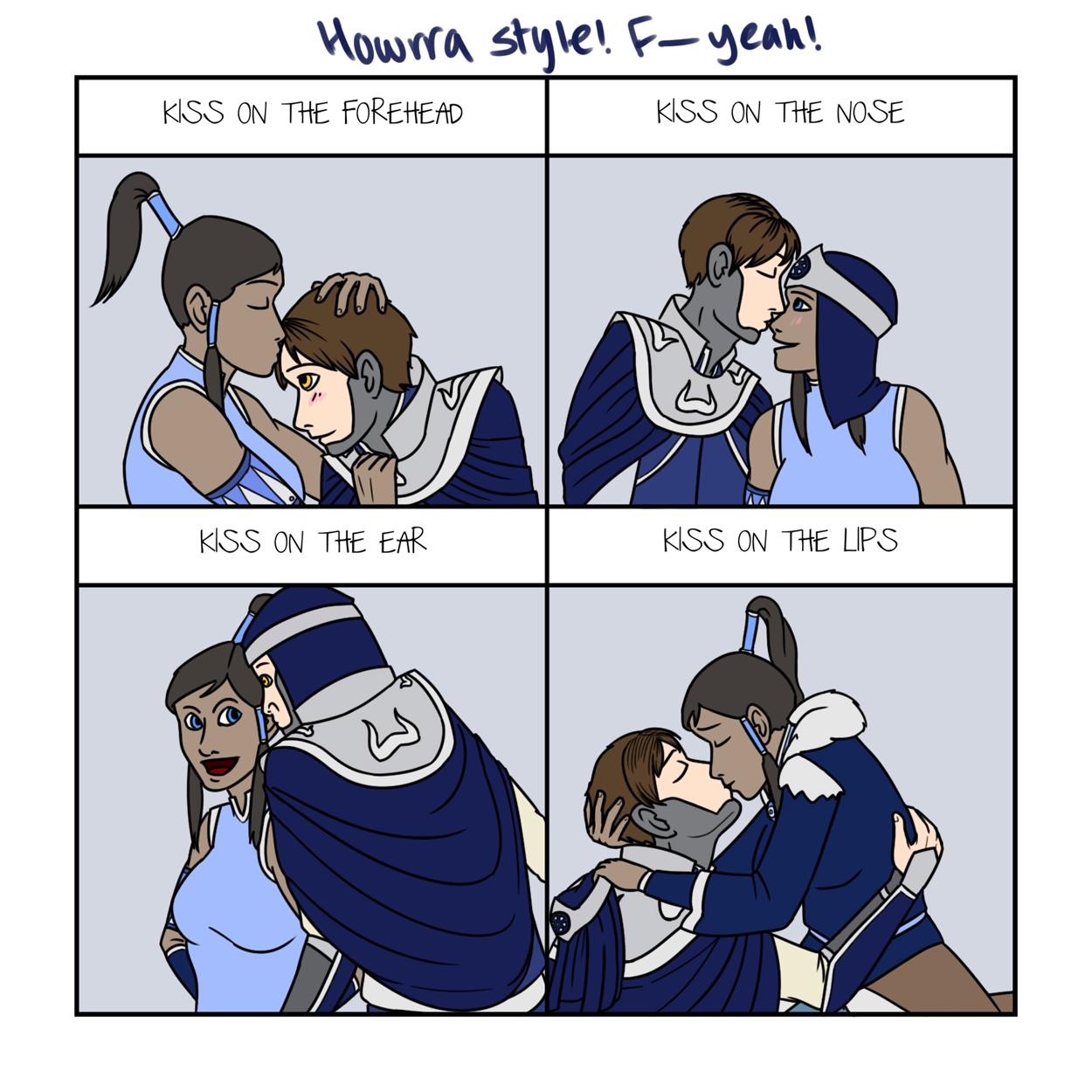 asami and mako relationship memes