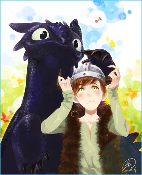 HTTYD-play with your _____ by siruphial