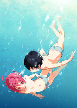 Free - little mermaids