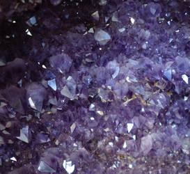 Amethyst geoda