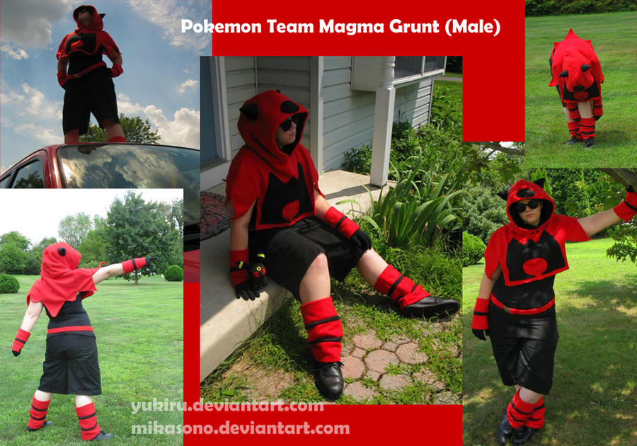 Dating a team magma grunt chapter 7 english