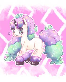 My Little Ponyta