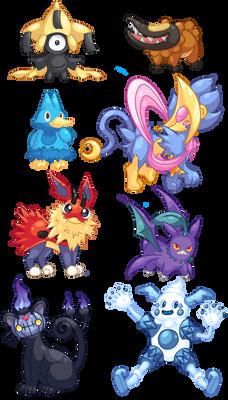 Pokemon Fusions 2