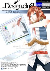 HMM Design Club by IndahAlditha