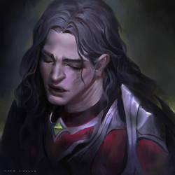 Blood Sucker Warrior by IndahAlditha