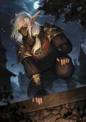 Commission : Kael'thrimar by IndahAlditha