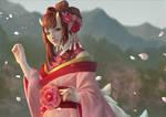 Onmyoji Fan Art Contest - Momo