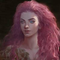 Lion Soul by IndahAlditha
