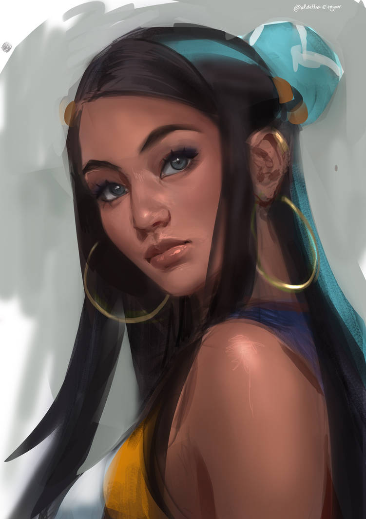 Nessa by IndahAlditha