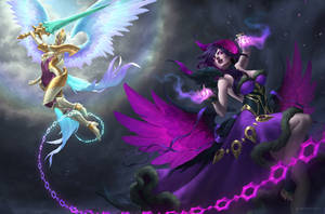Kayle vs Morgana