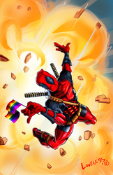 Deadpool Pride
