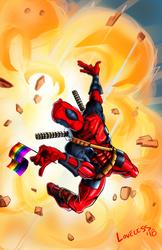 Deadpool Pride