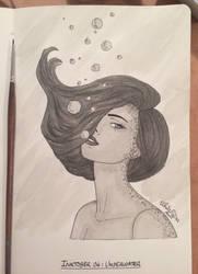 Underwater  by Yunaelys