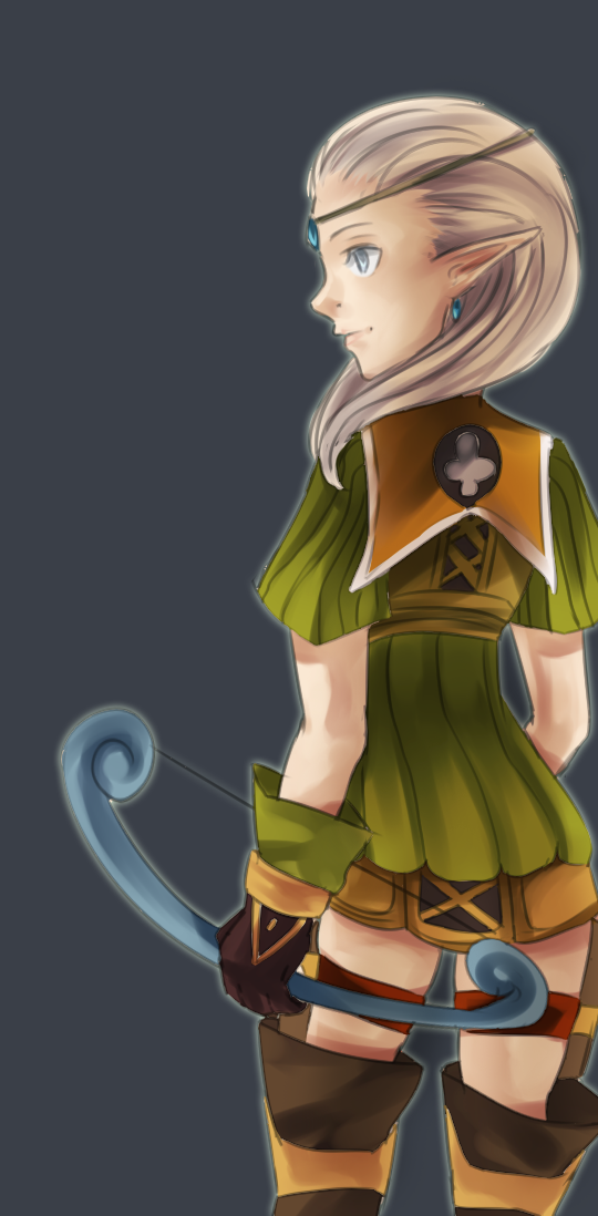 Dragon Nest Archer by ASTROcapsule on DeviantArt