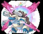 Mega-Blastoise Sigma