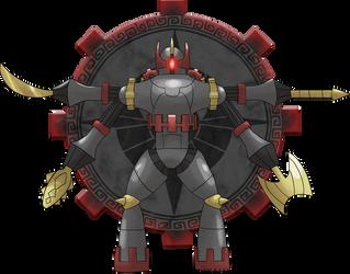 MG2000-Gladiator by Skallhati