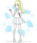 Lively Lillie by Skallhati
