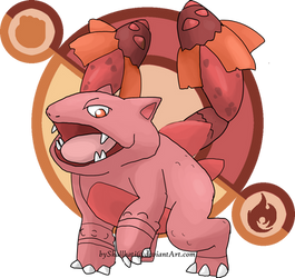 EVERYBODY is Fire/Fighting! #2: Venusaur by Skallhati