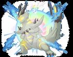 Mega-Tyranitar Sword