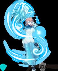 Fire Emblem x Pokemon: Annette (ice-type)
