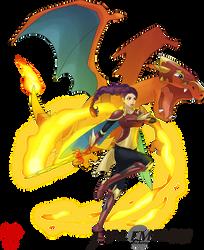 FireEmblemXPokemon: Petra (Fire-type)