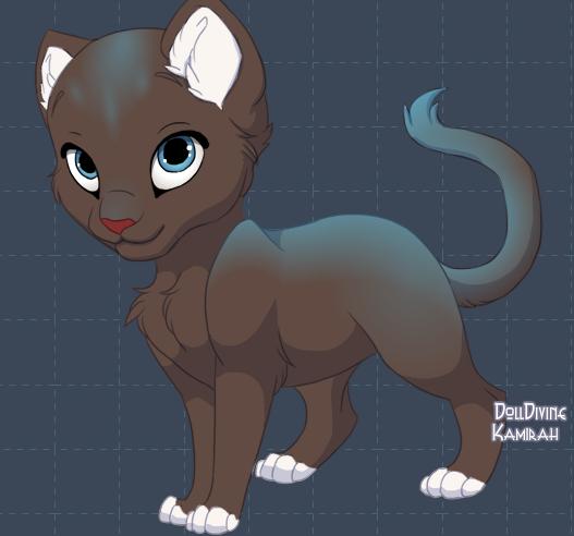 Liz cat by vampchick4
