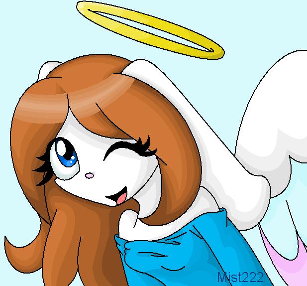 Angel Cutie request by fennecthefox15