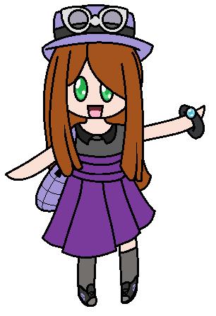 A Fennec in Serena Clothing by fennecthefox15