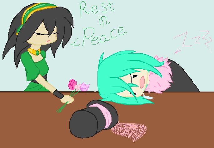 RIP Nexus by fennecthefox15