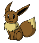 Oh my gosh, an Eevee by DeadTiger