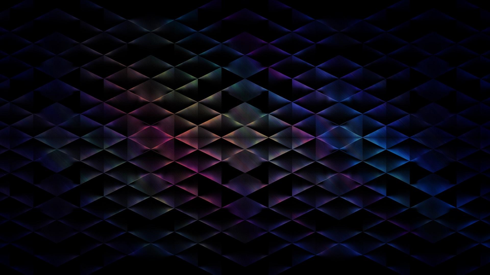 colorful diamond wallpaper