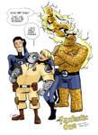 Fantastic Four plus One