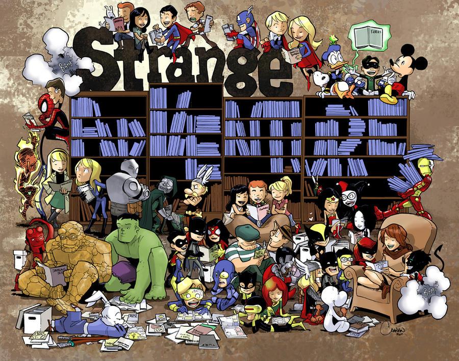 Strange Adventures