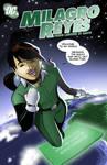 Milagro Reyes Green Lantern