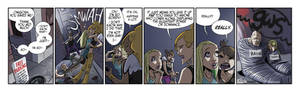 Girls with Slingshots guest strip